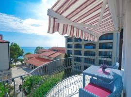 Hotel Photo: Seaside Apartments Petrovac