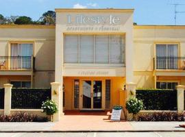 Hotel Photo: Lifestyle Apartments at Ferntree