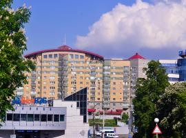 Euapartments by on Nemiga Minsk Belarus