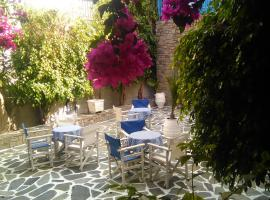 Hotel Grivas Parikia Greece