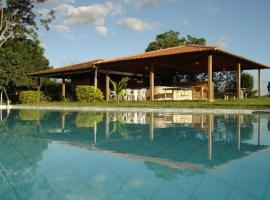 A picture of the hotel: Pousada Pouso do Sol