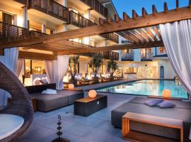 Hotel Paradies Laces Italy