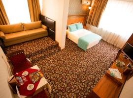 Marya Hotel Ankara Turkey