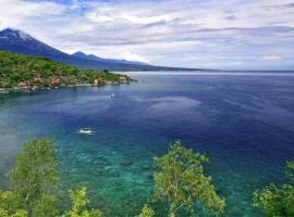Puri Wirata Dive Resort and Spa Amed Amed Indonesia