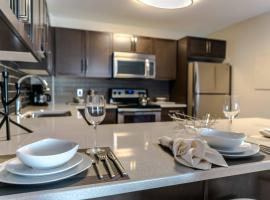 Hotel photo: Luxury Furnished Suites by Edison Properties