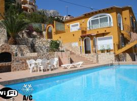 Villas Costa Calpe - Merry Calpe Spain