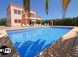 Hotel photo: Villas Costa Calpe - Palmira