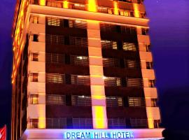 Dream Hill Business Deluxe Hotel Asia İstanbul Turecko