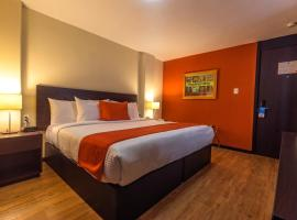 A picture of the hotel: Comfort Inn San Luis Potosi