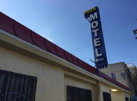 A picture of the hotel: Park Motel