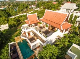 Hotel Photo: Samui Luxury Pool Villa Melitta
