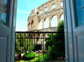 Amphitheatre Premium Apartment with Seaview Pula Croàcia