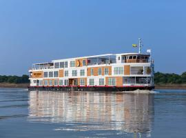 Hotel Photo: The Strand Cruise - Mandalay/Bagan - 3 night each Friday & 4 night each Monday