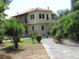 Anemos Rooms Platanias Greece