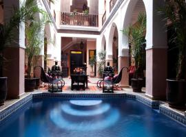 Hotel Photo: Riad & Spa La Rose D'orient