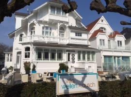 A picture of the hotel: Villa WellenRausch - Adults Only