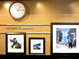 Hampton Inn & Suites Boston Crosstown Center Boston United States