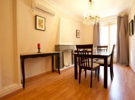 Hotel photo: Stay At Home Madrid Apartments I