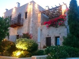 Hotel Photo: Lithos Traditional Guest Houses