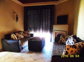 Appartement Palmeraie Layla Immo Marrakech Morocco