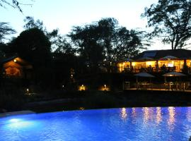 Hotel Photo: Wildebeest Eco Camp