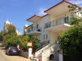 Vasiliki Apartments Stoúpa Greece