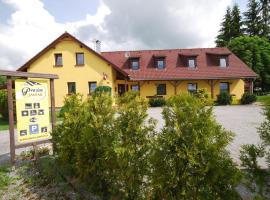 Hotel Photo: Penzion Jantar