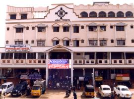 Rmc travellers inn Chennai India