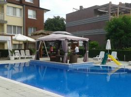Private Apartment in Sunny House Family Complex Nesebar Bulgaria