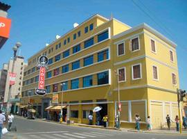 Hotel Photo: Colon Plaza Hotel