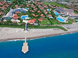 Starlight Resort Hotel - Ultra All Inclusive Kizilagac Turkey