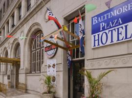 Hotel Photo: Baltimore Plaza Hotel