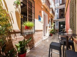 Feel Hostels City Center Málaga Spain