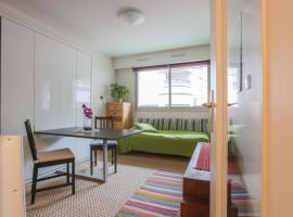 Hotel Photo: Studio Paris Buttes Chaumont