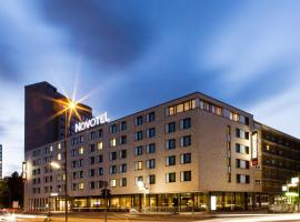 Novotel Hamburg City Alster