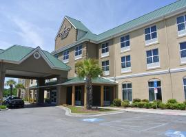 Country Inn & Suites Savannah Airport Savanna United States