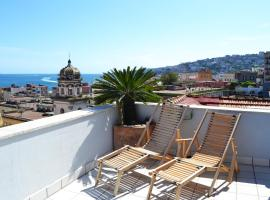 Apartment Martucci with Seaview Naples Italy