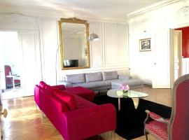 Appartement de Standing Champs Elysees,