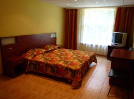 Hotel photo: Baltosios Bures