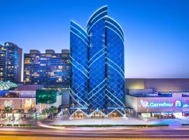 City Seasons Towers Hotel Bur Dubai Dubai United Arab Emirates