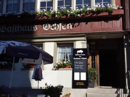 Hotel Photo: Gasthaus Ochsen