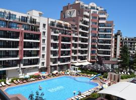 Admiral Plaza Apartments Sunny Beach ブルガリア