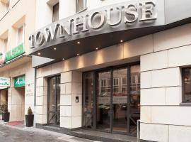 TOWNHOUSE Hotel Frankfurt/Main Germany