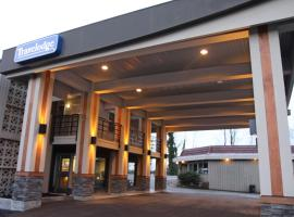 Lions Gate Travelodge North Vancouver Canada