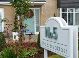 Hotel Photo: No.5 Bed & Breakfast