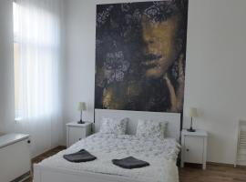 A picture of the hotel: Frankel Apartman