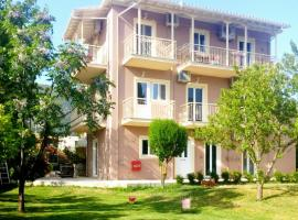 Elias Apartments Nydri Greece
