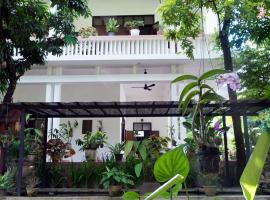 Lani's House by the Ponds Vientiane laoPDR