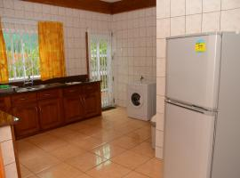 Hotel photo: Beau Vallon Villa Apartments
