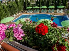 Belle Air Apartments Sunny Beach Bulgaria